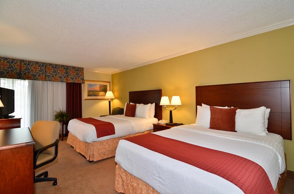 Best Western Plus Morristown Conference Center Hotel - Habitación