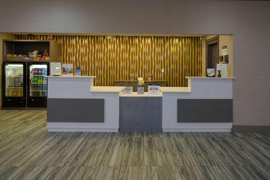 Best Western Plus Morristown Conference Center Hotel - Vue du lobby