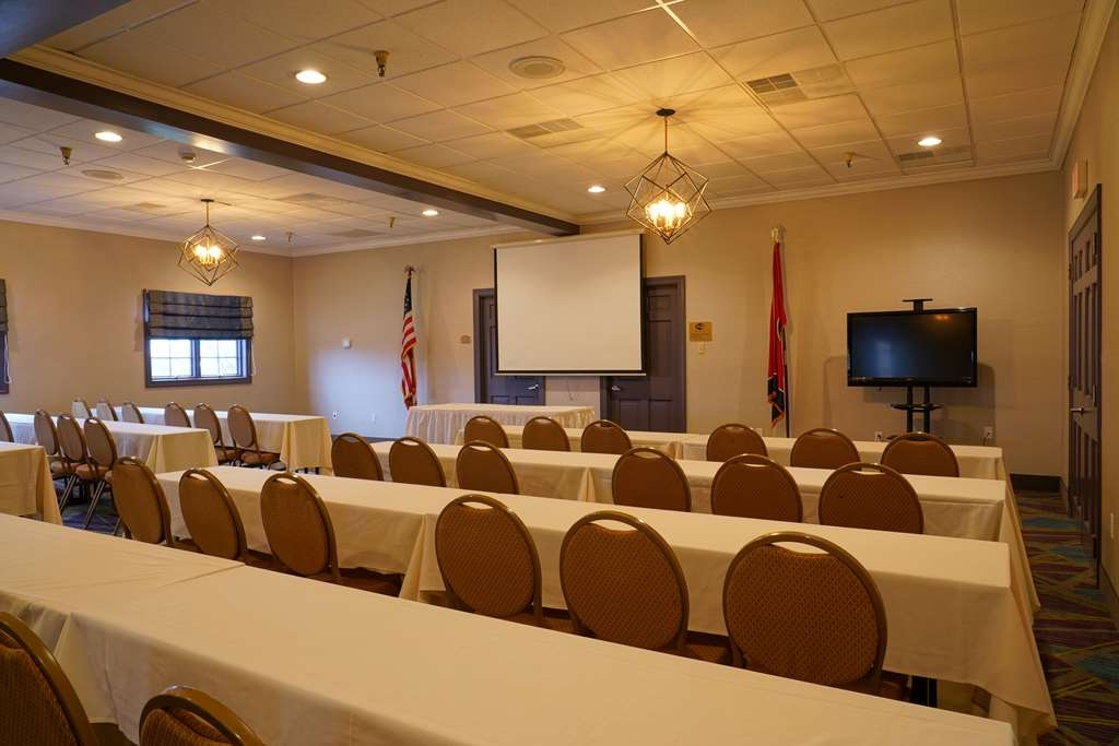 Best Western Plus Morristown Conference Center Hotel - We have all the audio visual equipment to make your meeting a success.