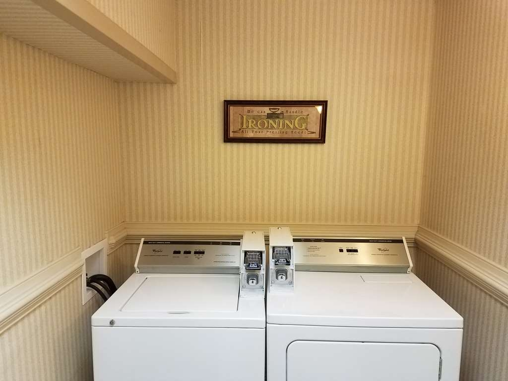 Best Western Plus Morristown Conference Center Hotel - Guest Laundry located on-site