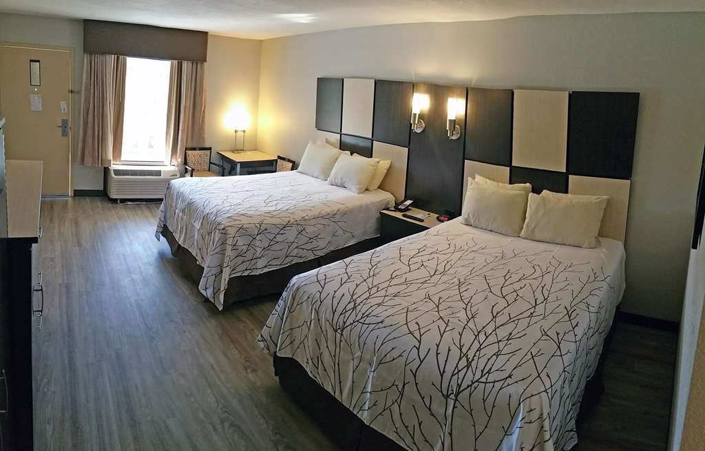 Best Western Cades Cove Inn - Modern finishes complete each of our room types.