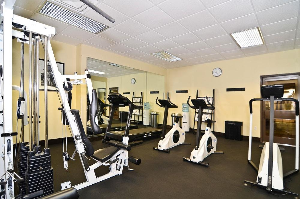Best Western Plus Arbour Inn & Suites - Centre de fitness