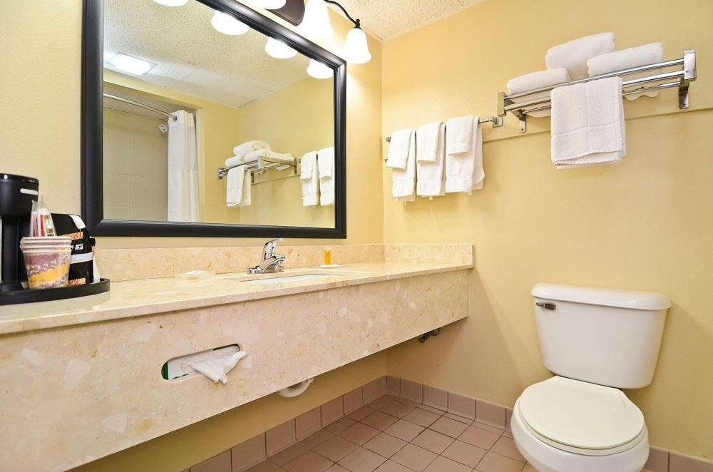 Best Western Plus Arbour Inn & Suites - Bagno