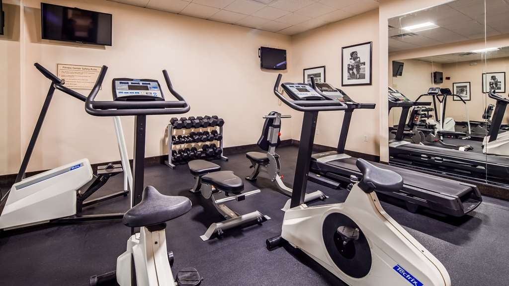 Best Western Plus Arbour Inn & Suites - Club de salud