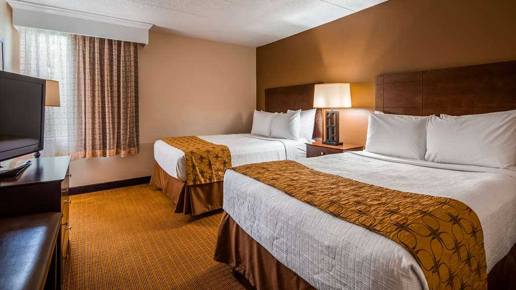 Best Western Plus Arbour Inn & Suites - Chambres / Logements