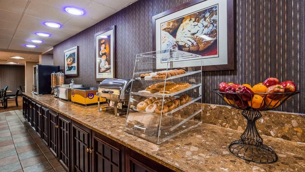 Best Western Plus Arbour Inn & Suites - Restaurant / Etablissement gastronomique