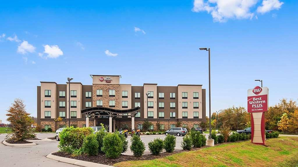Best Western Plus Atrium Inn & Suites - Area esterna
