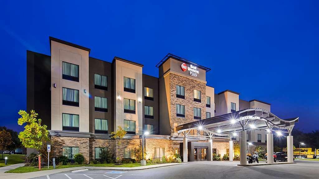 Best Western Plus Atrium Inn & Suites - Vista exterior