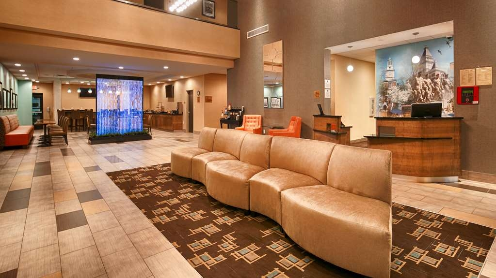 Best Western Plus Atrium Inn & Suites - Lobbyansicht