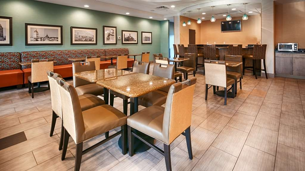 Best Western Plus Atrium Inn & Suites - Restaurant / Gastronomie