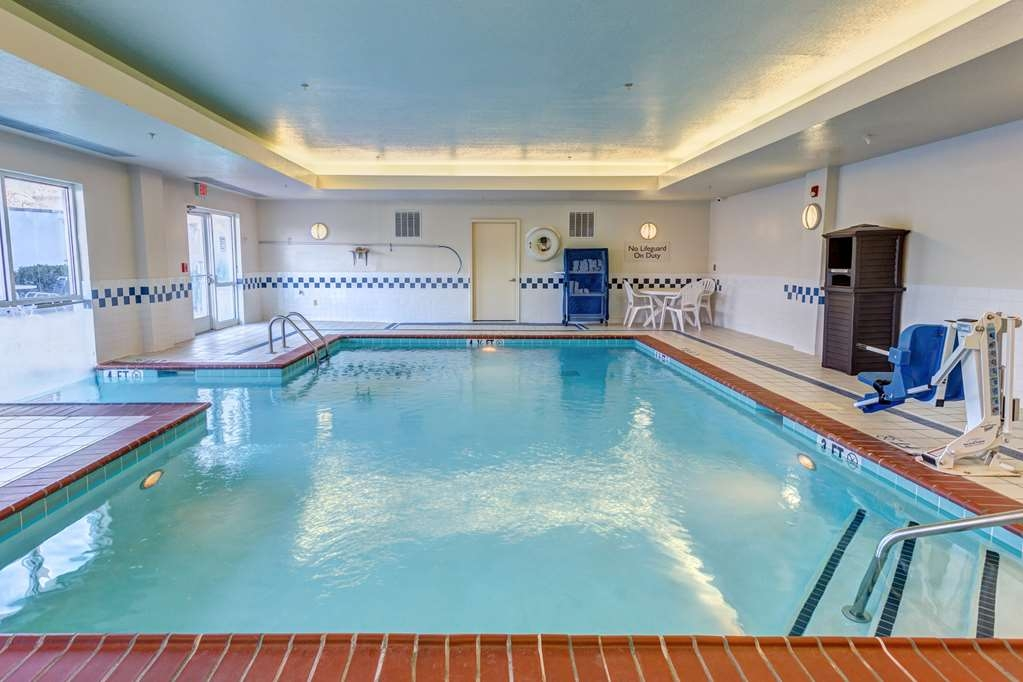 Best Western Plus Nashville Airport Hotel - Indoor Pool Open Year-Round 7 a.m. to 11 p.m.