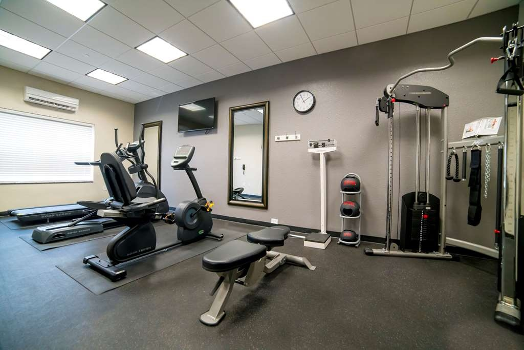 Best Western Plus Nashville Airport Hotel - Sala fitness