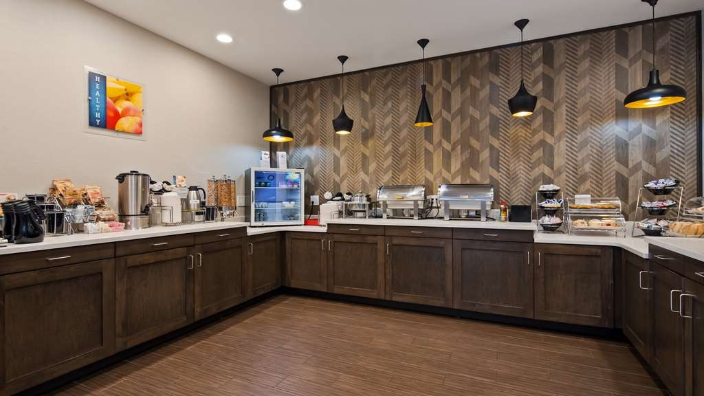 Best Western Plus Nashville Airport Hotel - Restaurant / Gastronomie