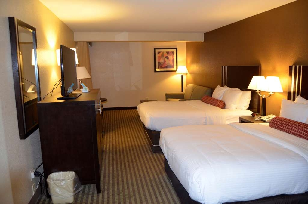 Best Western Kimball Inn - Double Queen Guest Room