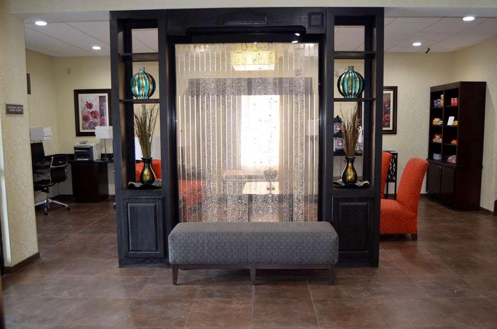 Best Western Kimball Inn - Vue du lobby