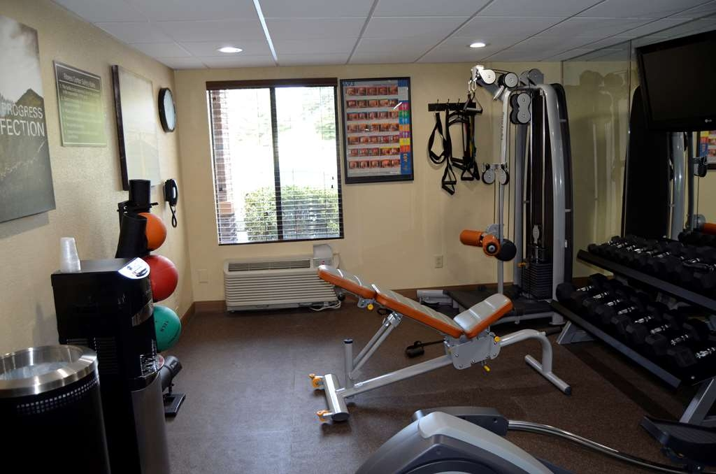 Best Western Kimball Inn - Fitness Room