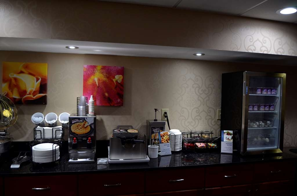 Best Western Kimball Inn - Breakfast Bar