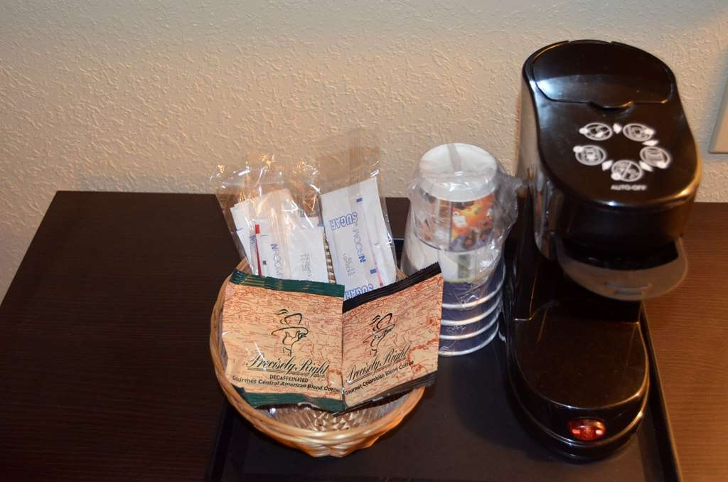 Best Western Kimball Inn - Coffee Maker