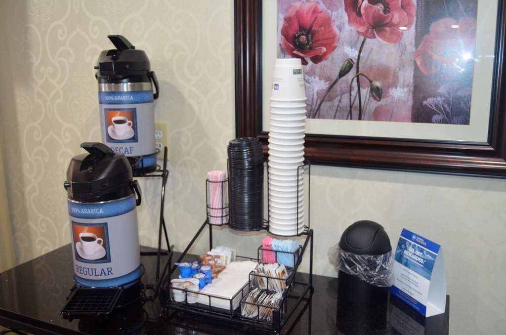 Best Western Kimball Inn - 24 Hour Coffee