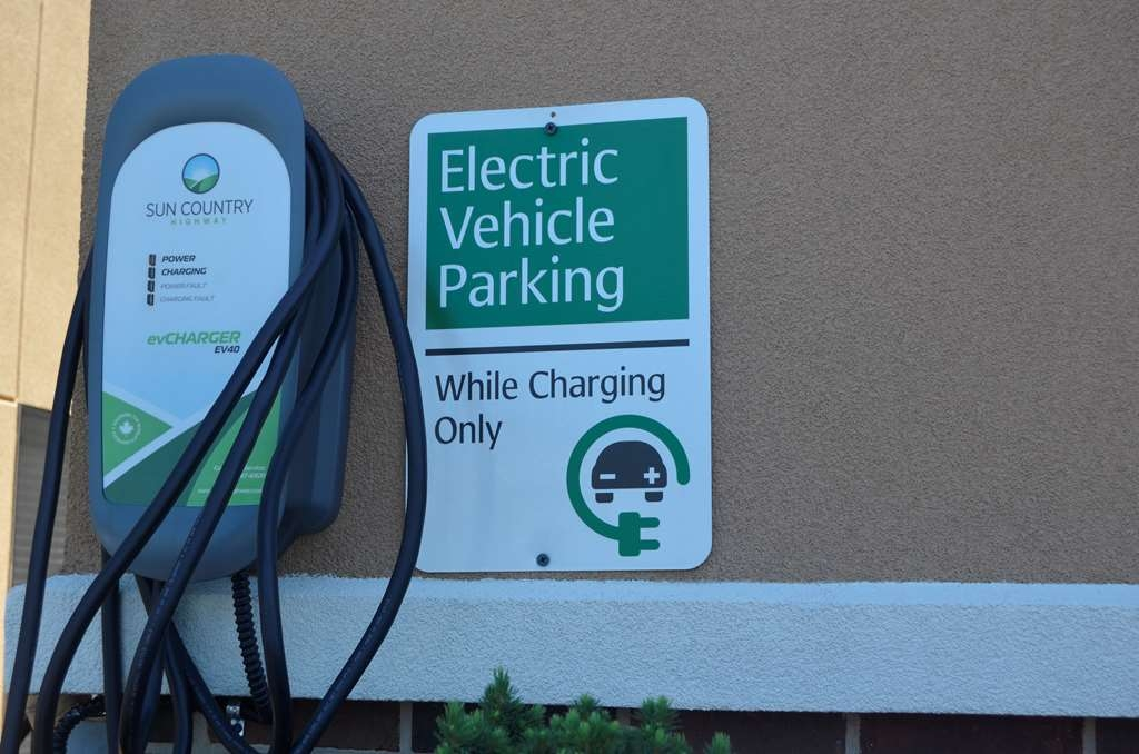 Best Western Kimball Inn - Electric Car Charger
