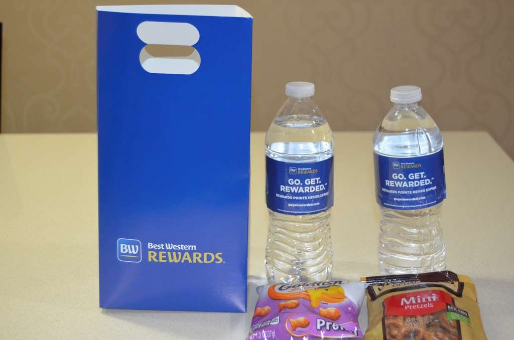 Best Western Kimball Inn - Reward Gift Bag