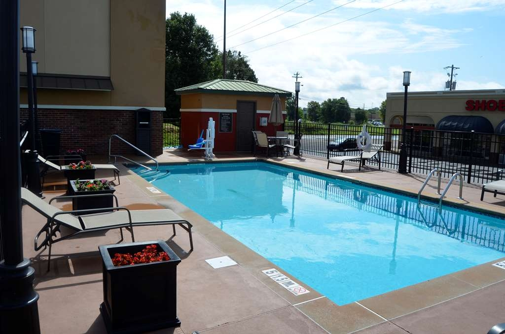 Best Western Kimball Inn - Pool