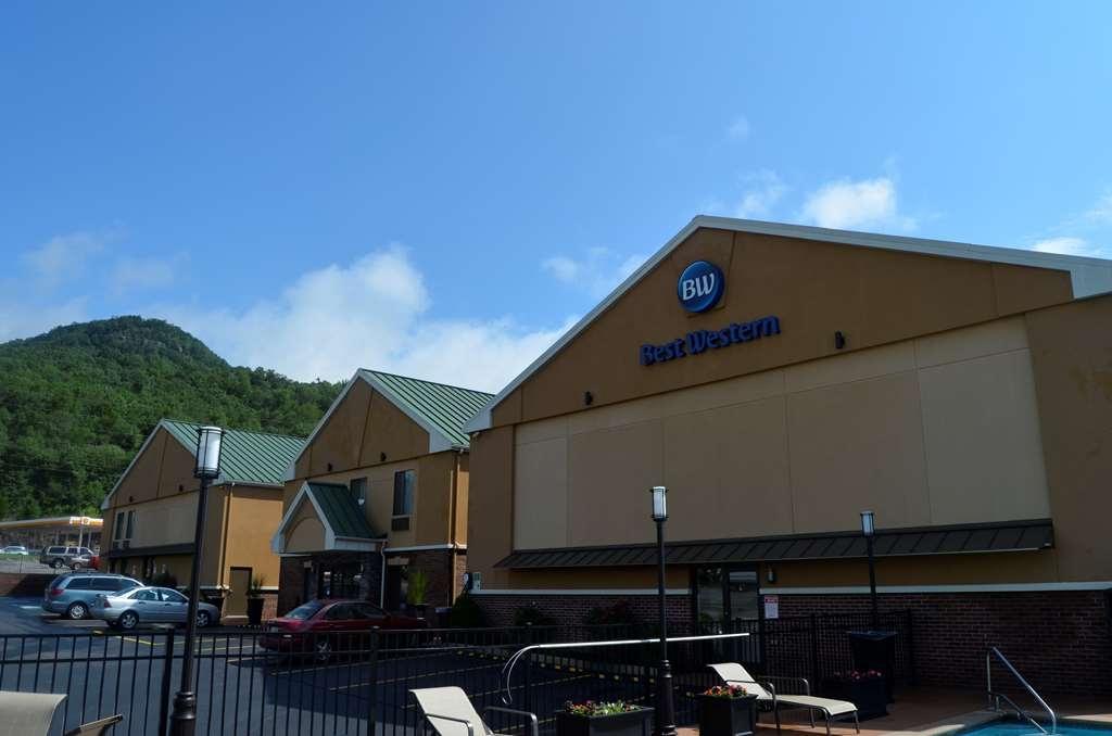 Best Western Kimball Inn - Vista Exterior