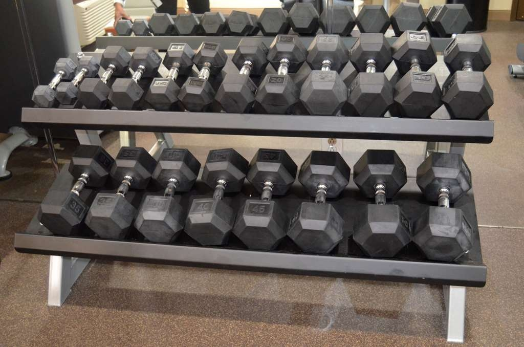 Best Western Kimball Inn - Fitness Center