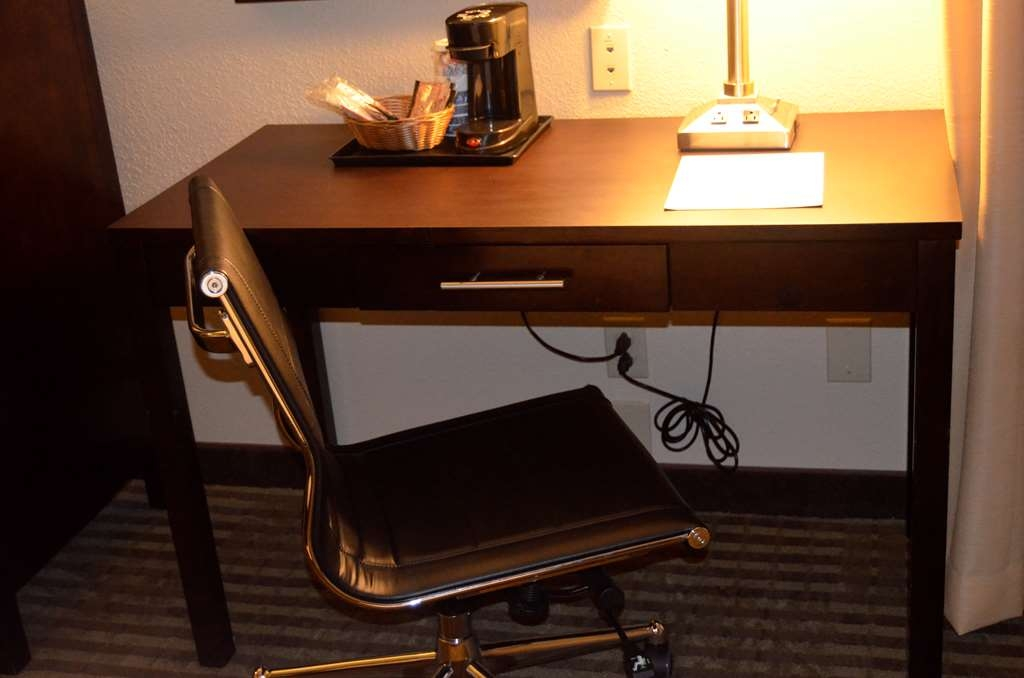 Best Western Kimball Inn - Business Desk
