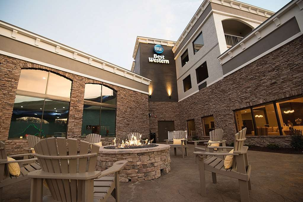 Best Western Sevierville/Kodak Inn - Vista Exterior