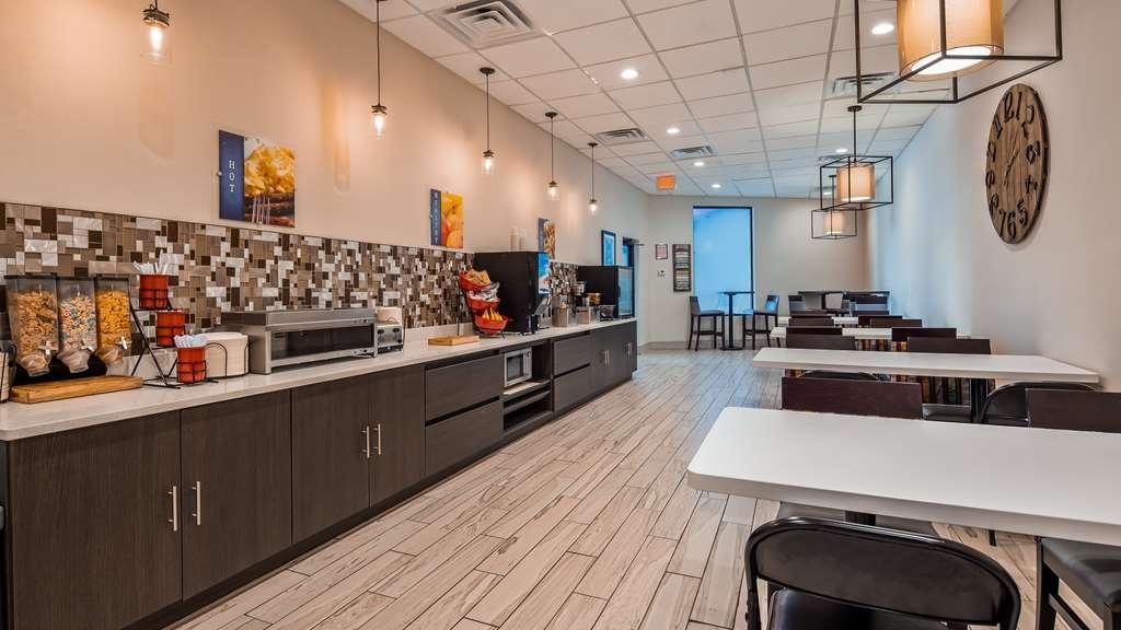 Best Western Sevierville/Kodak Inn - Restaurant / Gastronomie