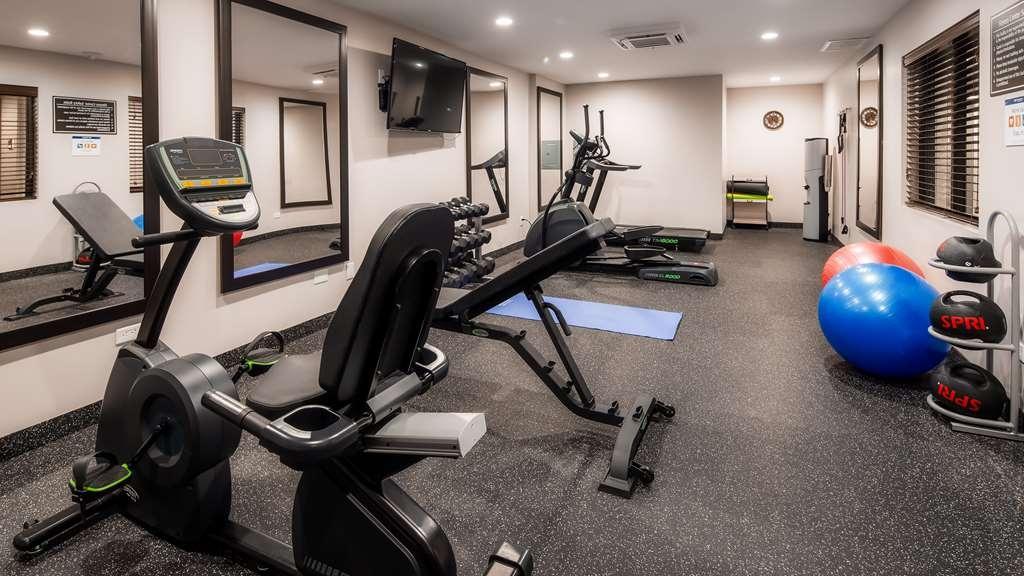 Best Western Sevierville/Kodak Inn - Fitnessstudio