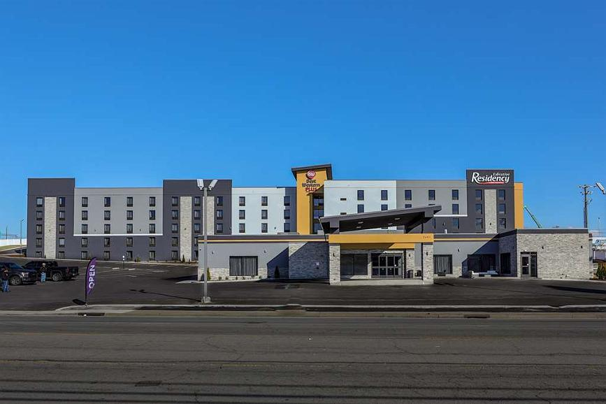 Best Western Plus Executive Residency Nashville - Area esterna