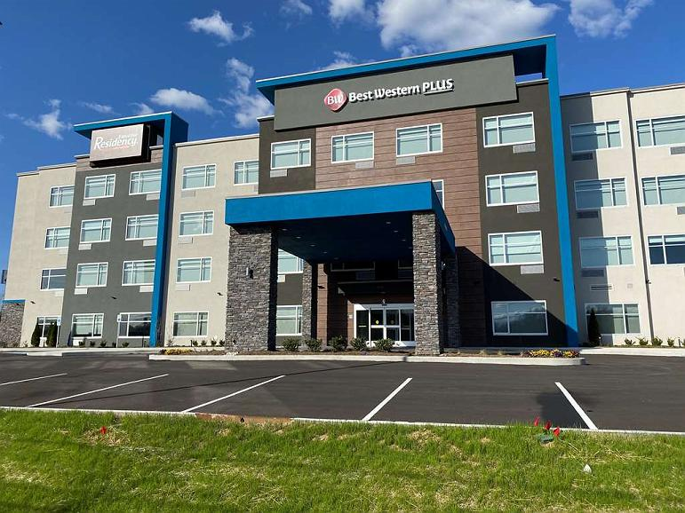 Best Western Plus Executive Residency Antioch Inn - Area esterna