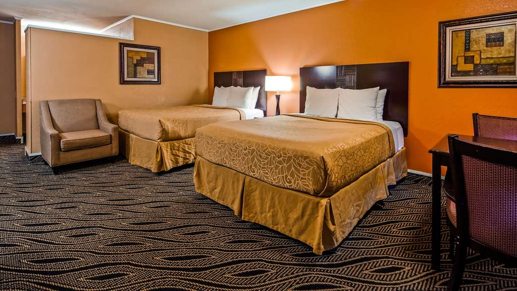 Best Western Red Carpet Inn - Habitaciones/Alojamientos