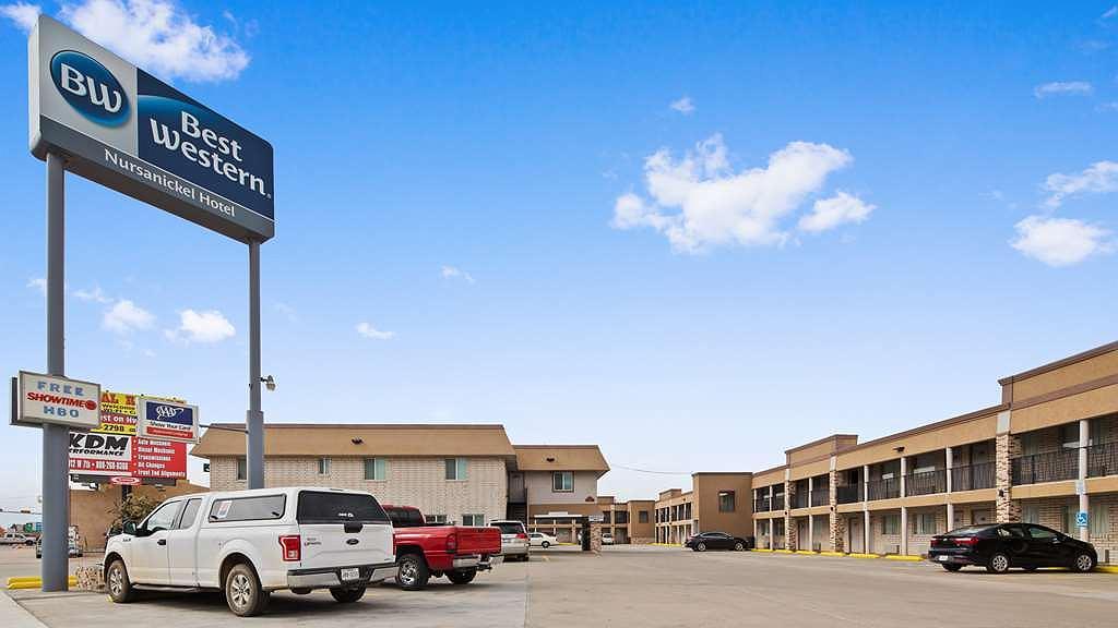 Best Western Nursanickel Hotel - Exterior