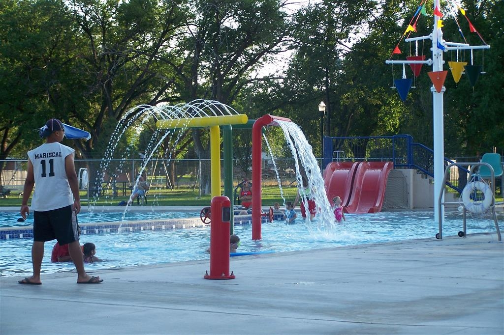 Best Western Nursanickel Hotel - Dalhart Swimming Pool