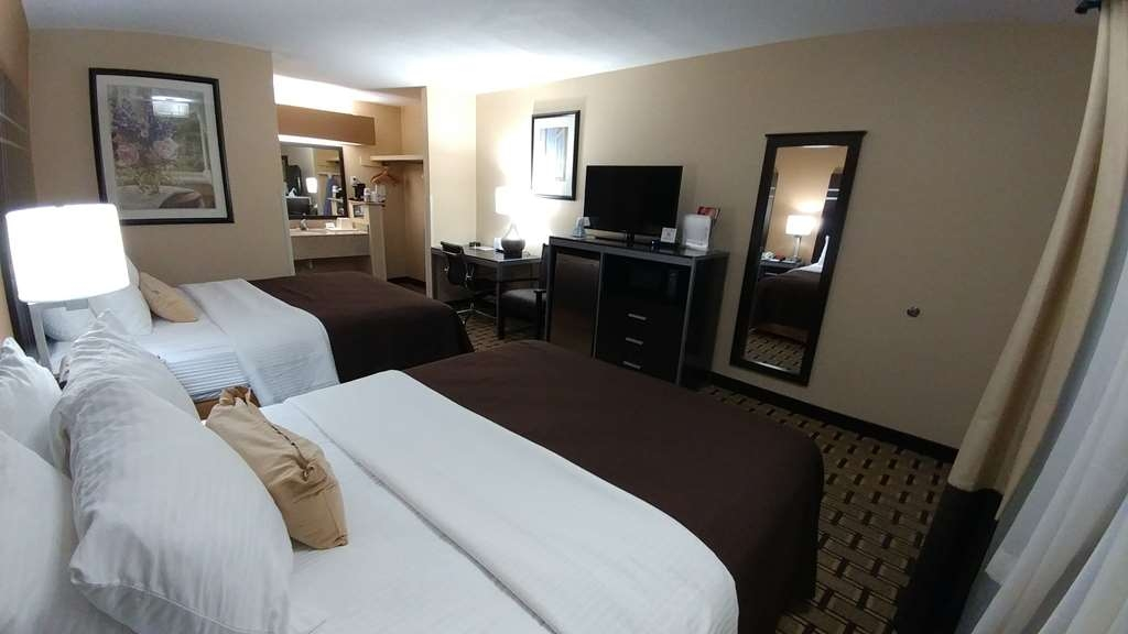 Best Western Nursanickel Hotel - Guest RoomWith Two Queen Bed