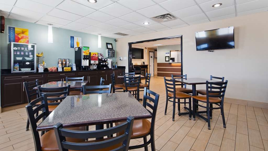 Best Western Nursanickel Hotel - Breakfast Area