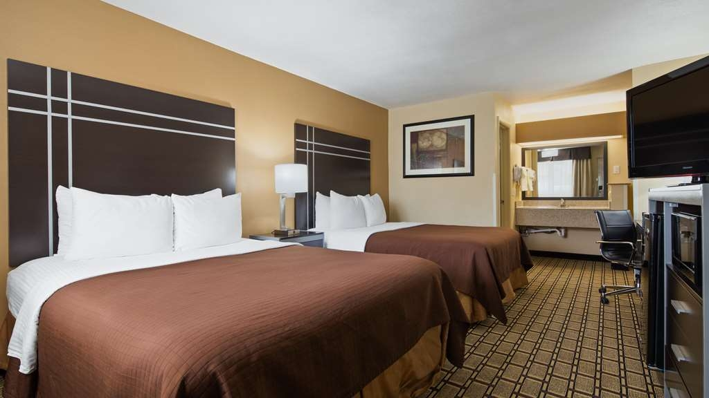 Best Western Nursanickel Hotel - Two Queen Guest Room