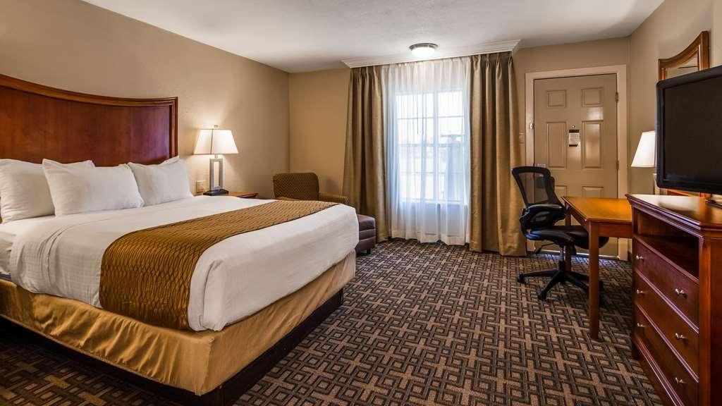 Best Western Swiss Clock Inn - King Room