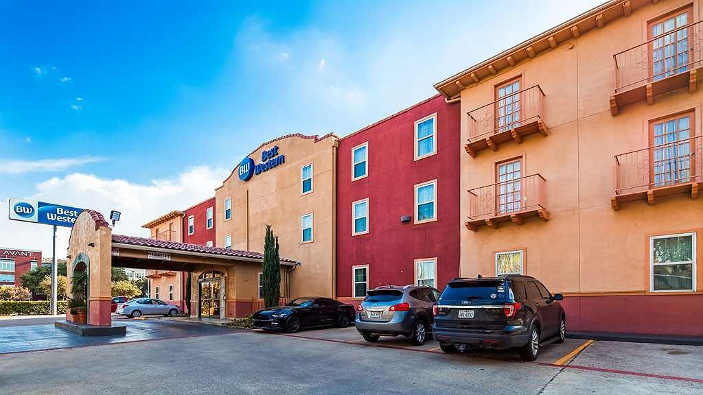 Best Western Market Center - Vista exterior