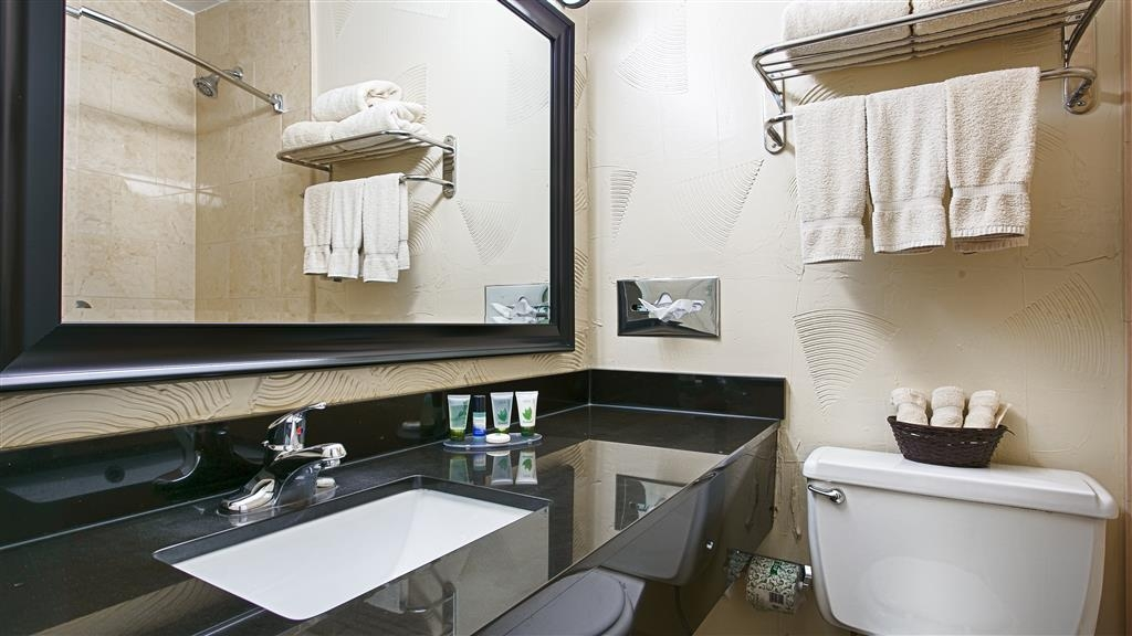 Best Western Market Center - Bagno