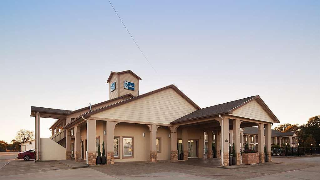 Best Western Canton Inn - Vista exterior
