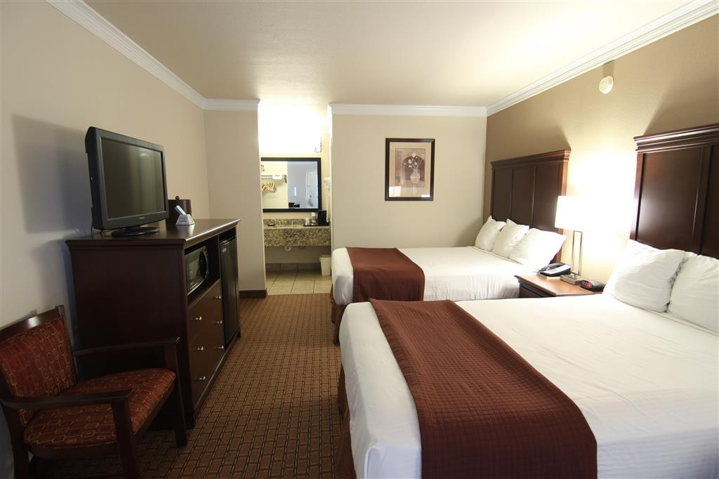 Best Western Canton Inn - Two Double Beds