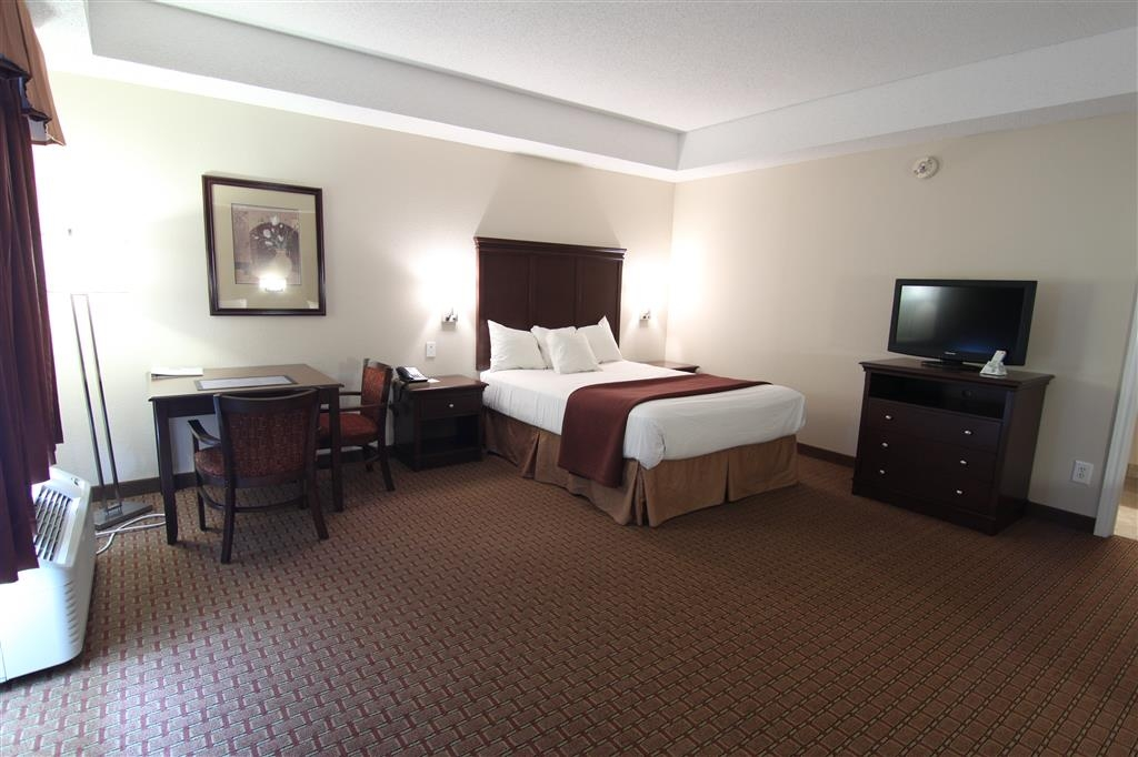 Best Western Canton Inn - Camera con letto king size