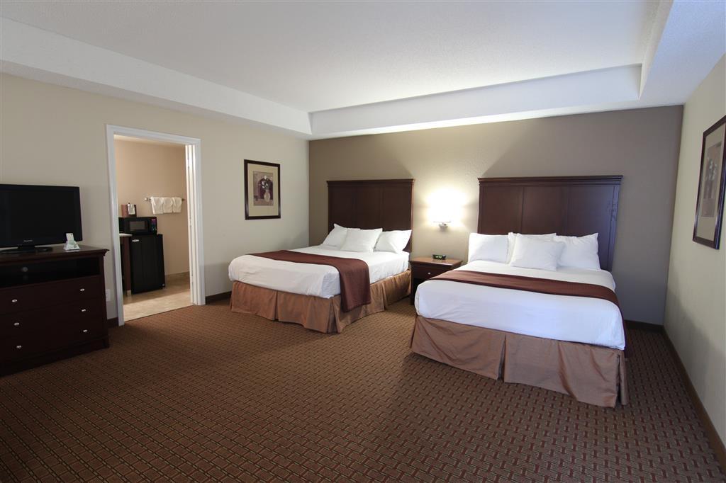 Best Western Canton Inn - Gästezimmer