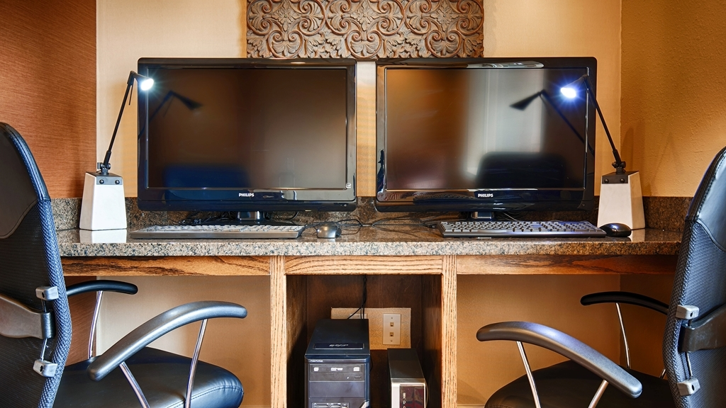 Best Western Canton Inn - centre des affaires