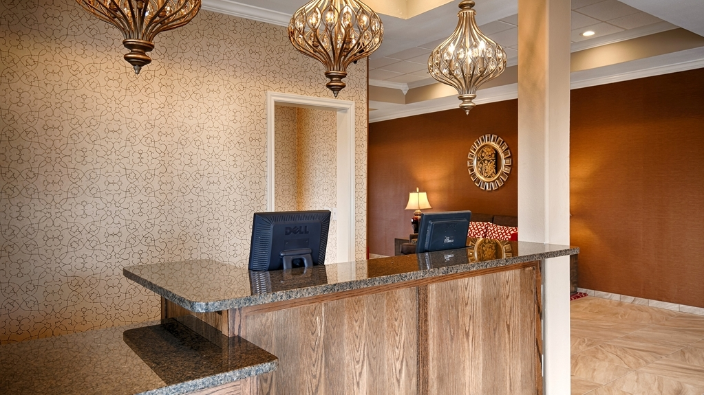 Best Western Canton Inn - Réception