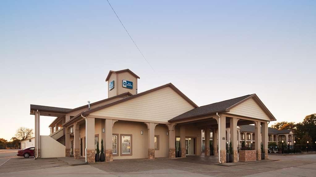 Best Western Canton Inn - Außenansicht
